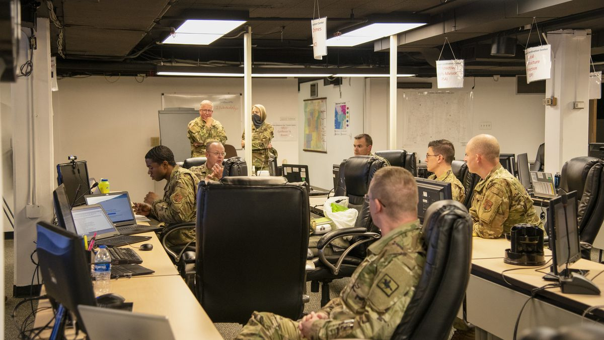 Wyoming National Guard concludes Cyber Shield exercise